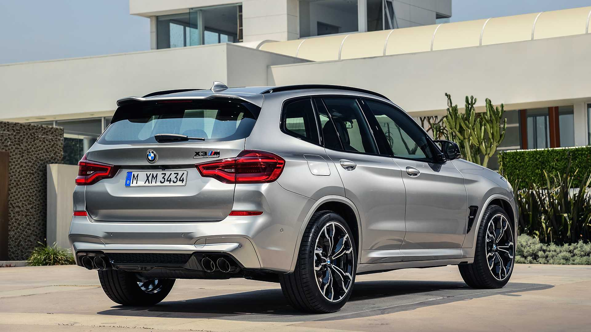 Bmw X3 M Sport >> 2020 Bmw X3 M Competition First Drive Worthy Of The Badge
