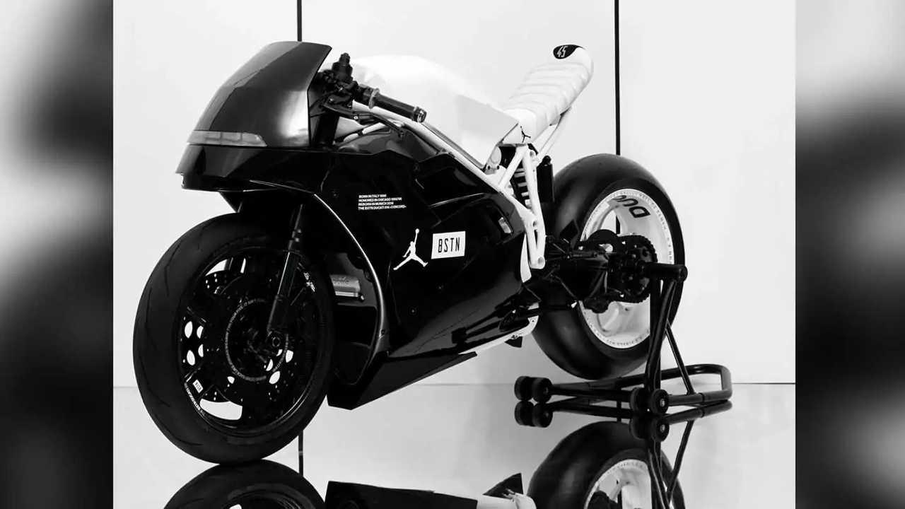 BSTN Ducati 916 Air Jordan Concord