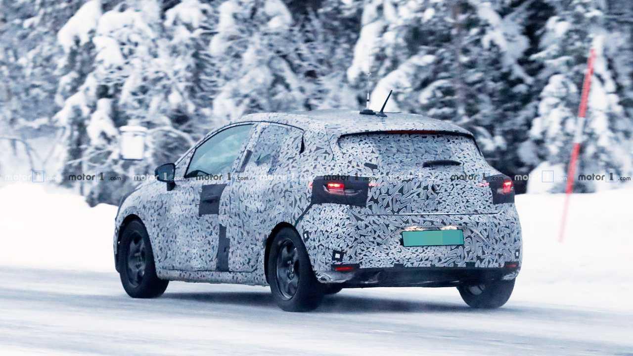 Fotos espía Renault Clio 2019