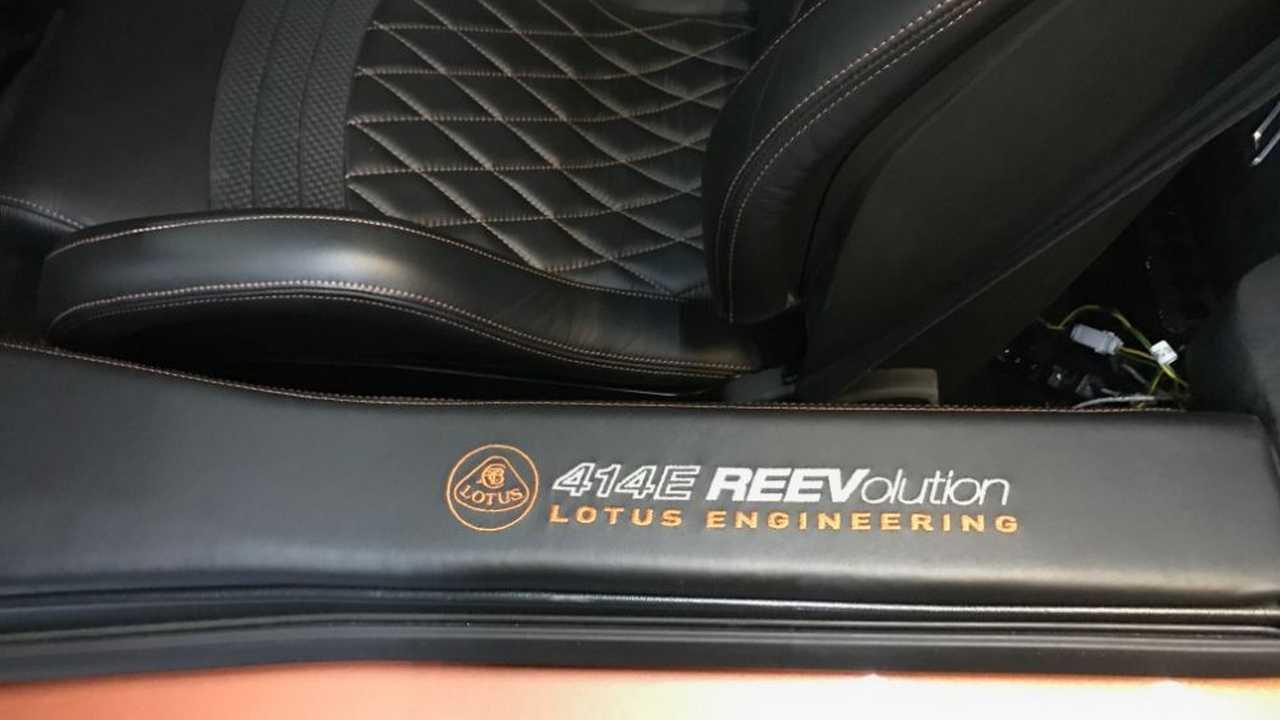 Lotus Evora 414E Hybrid à vendre