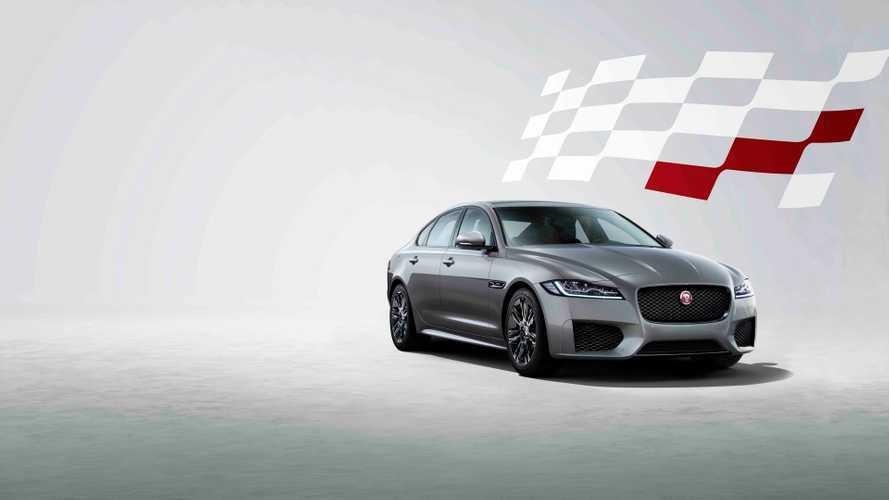Jaguar XF Chequered Flag, più sportiva e tecnologica