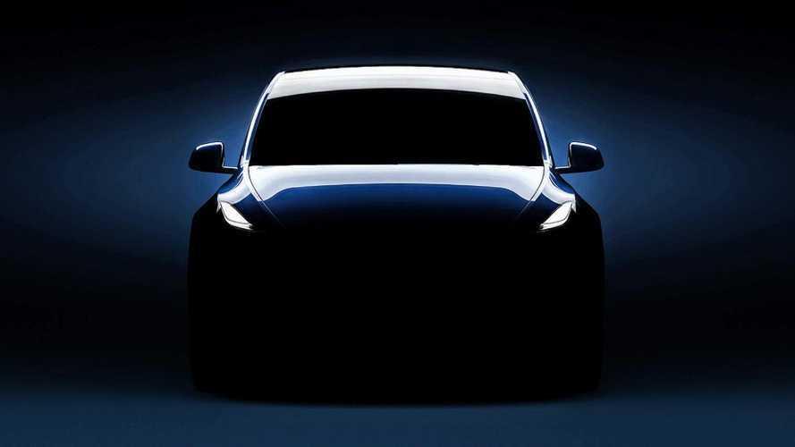Tesla, Model Y'nin yeni teaser'ını paylaştı
