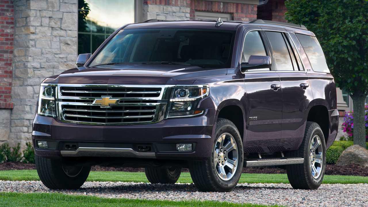 6. Chevrolet Tahoe