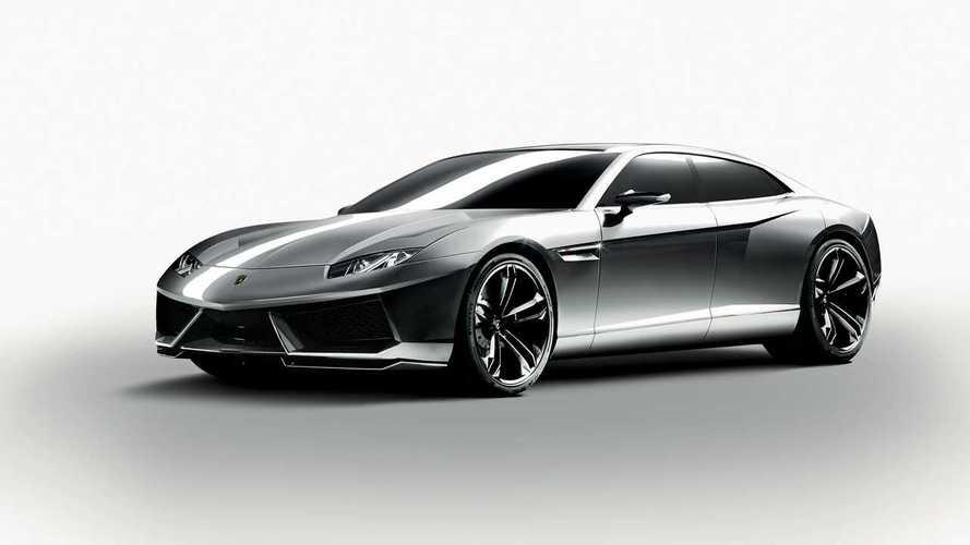 Prototipos olvidados: Lamborghini Estoque