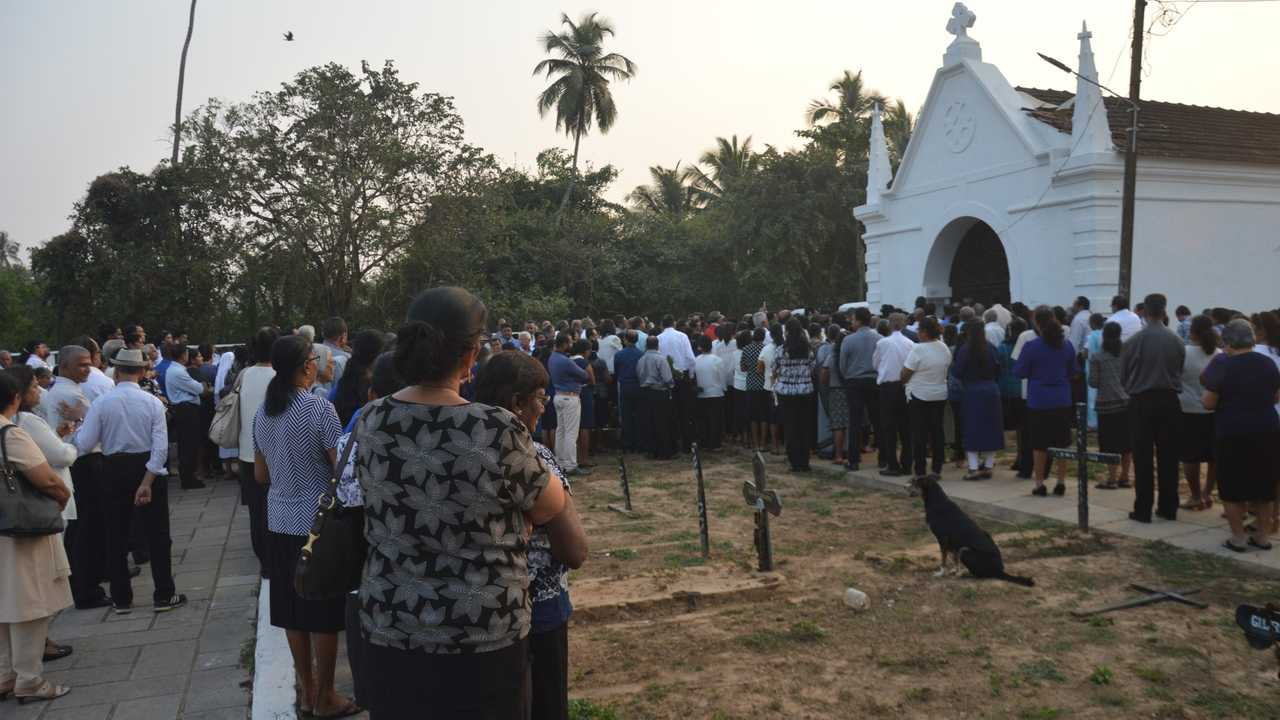 Funeral In India