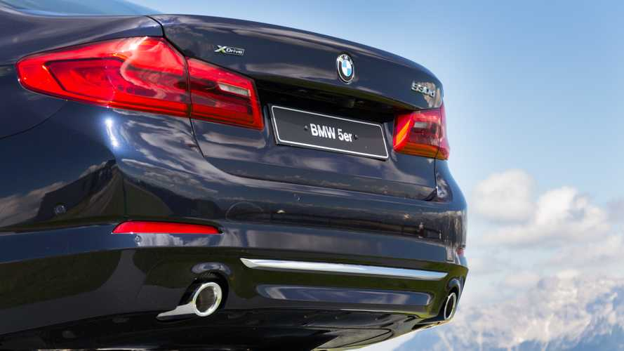 BMW hit with hefty fine for emissions mishap