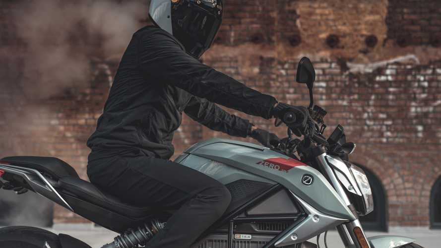 Is Zero Preparing A Full-Faired SR/F Electric Sportbike?