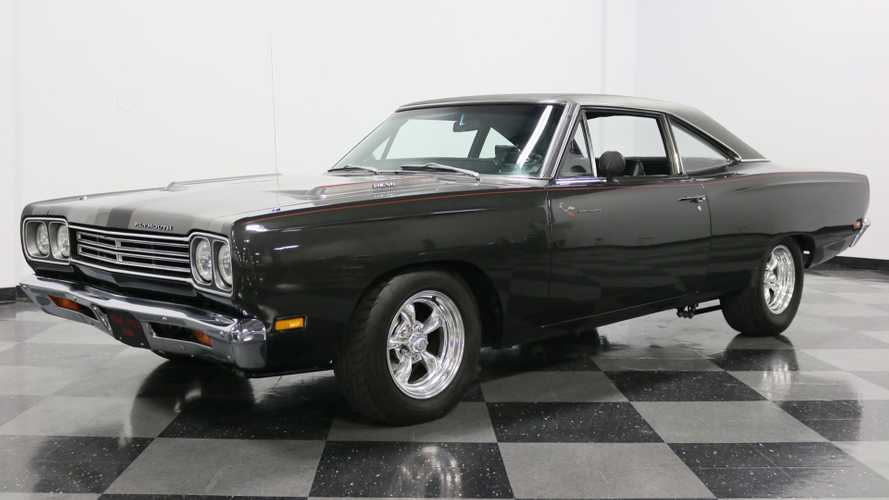 This 653-HP Plymouth Road Runner Is Dr. Jekyll And Mr. Hyde