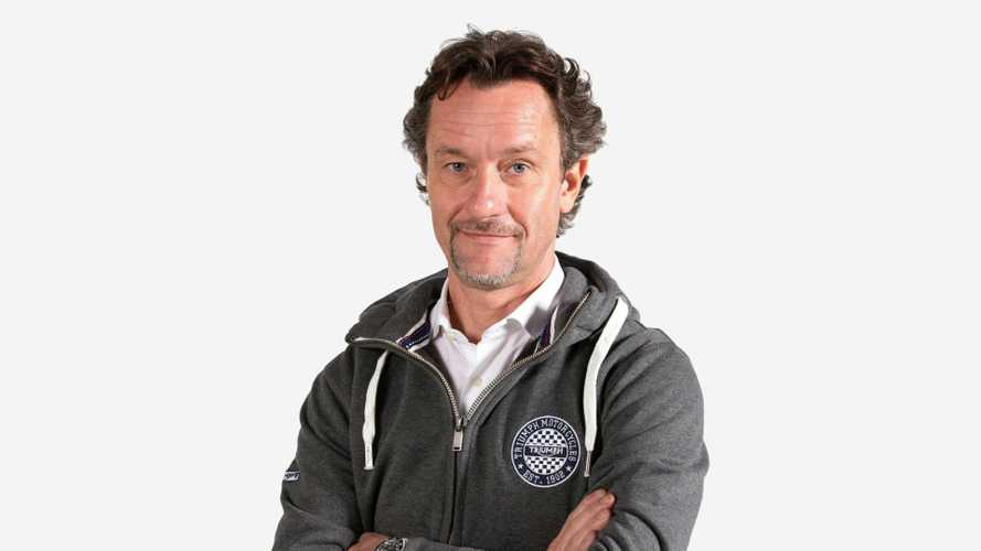 Triumph Italia: Andrea Buzzoni nuovo direttore generale