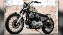 Custom 1995 Harley-Davidson Sportser Greg Hageman