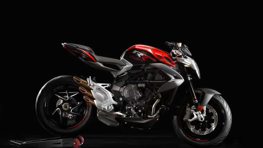 MV Agusta Brutale 800 RR, regina del Bike India Awards