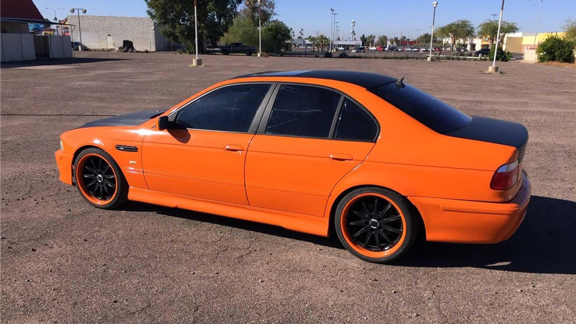 "[""1998 BMW E39 528i Fast & Furious""]"