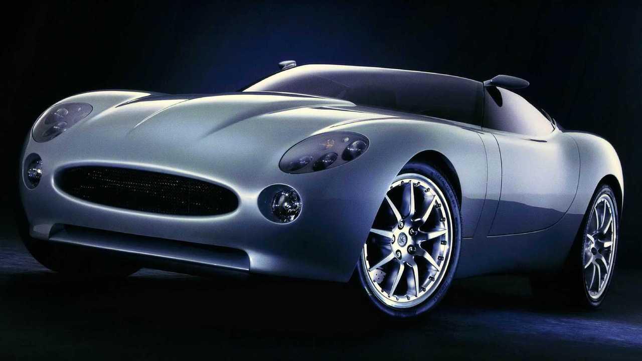 Jaguar F-Type Concept (2000)
