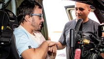 Toyota Hilux Dakar 2019 - Teste de Fernando Alonso