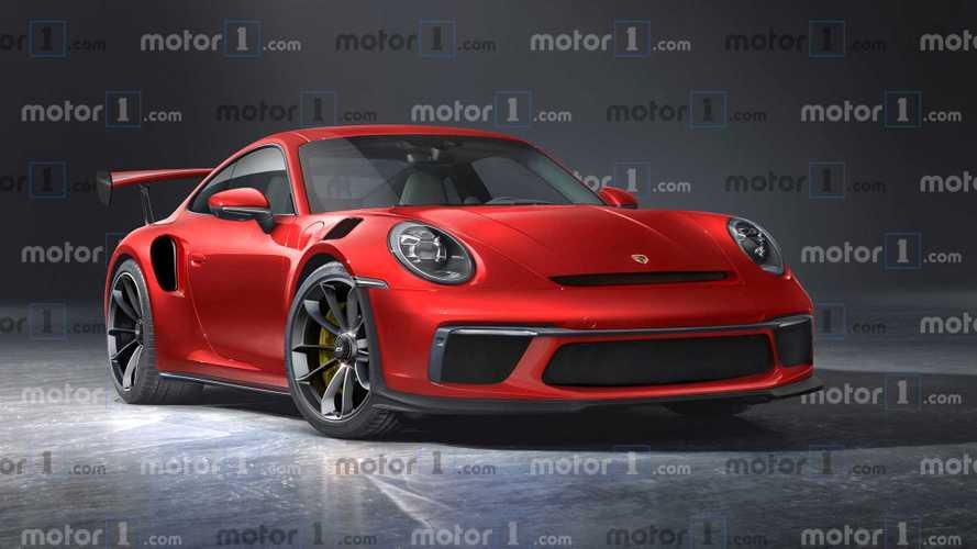 2021 Porsche 911 GT2 RS render