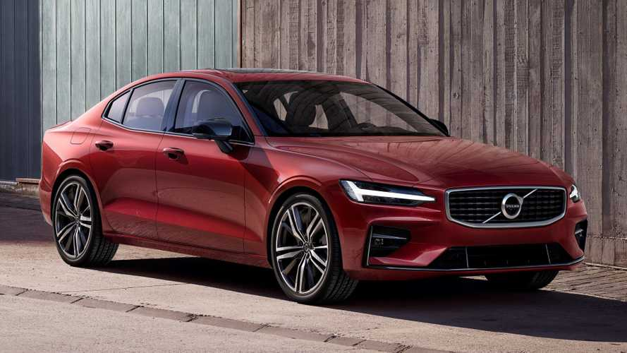 Volvo's S60 executive saloon arrives with £37,920 price tag