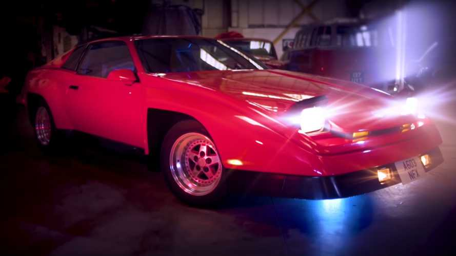 Why The Pontiac Tojan Is The Ultimate American 1980s Supercar