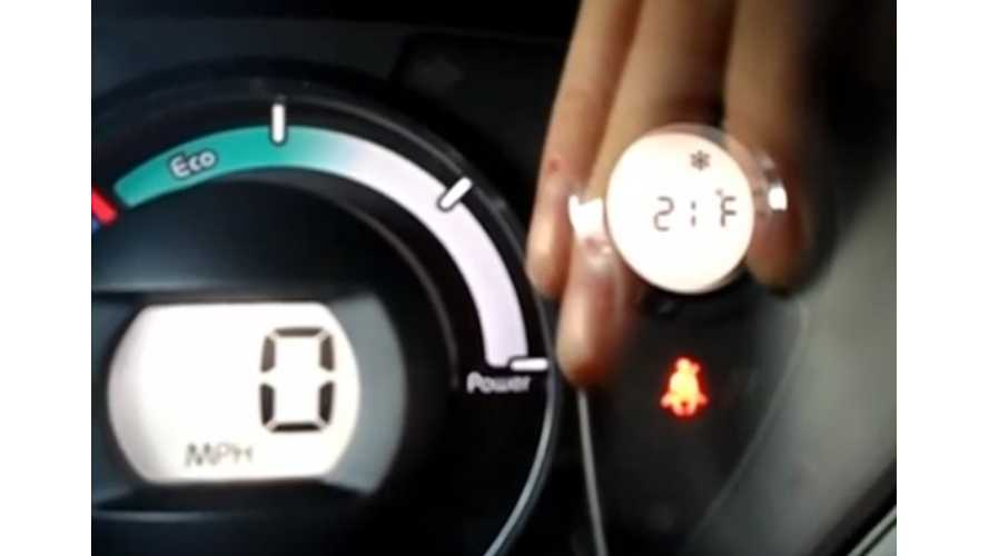 Video:  Utilizing A Combustion Heater In A Fully Electric Car - A User's Story