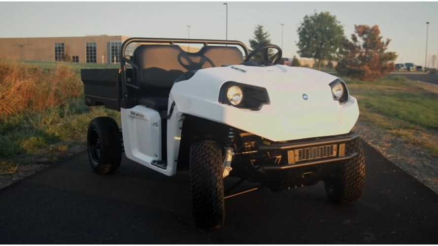 Polaris Debuts New GEM eM1400 Utility Vehicle (Videos)