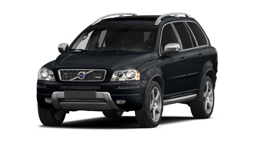 Official: Volvo XC90 Plug-In Hybrid SUV to Launch Globally in Late 2014