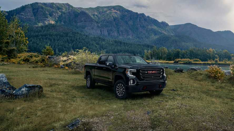 2019 GMC Sierra 1500 AT4 Off-Road Performance Package