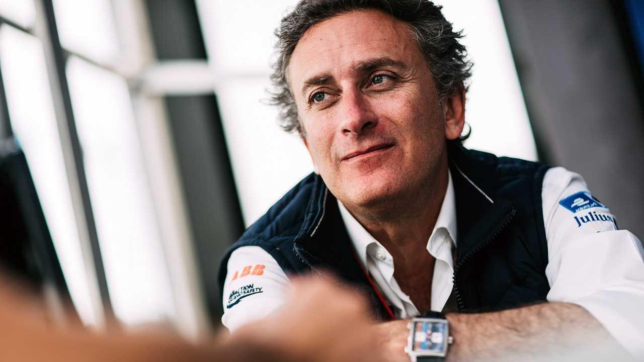 Alejandro Agag ve Formula E