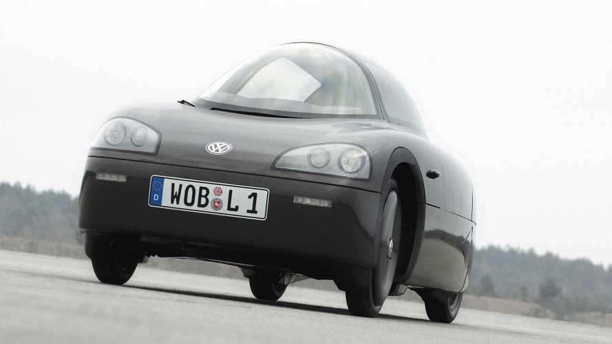 Concept oublié - Volkswagen 1-liter car (2002)
