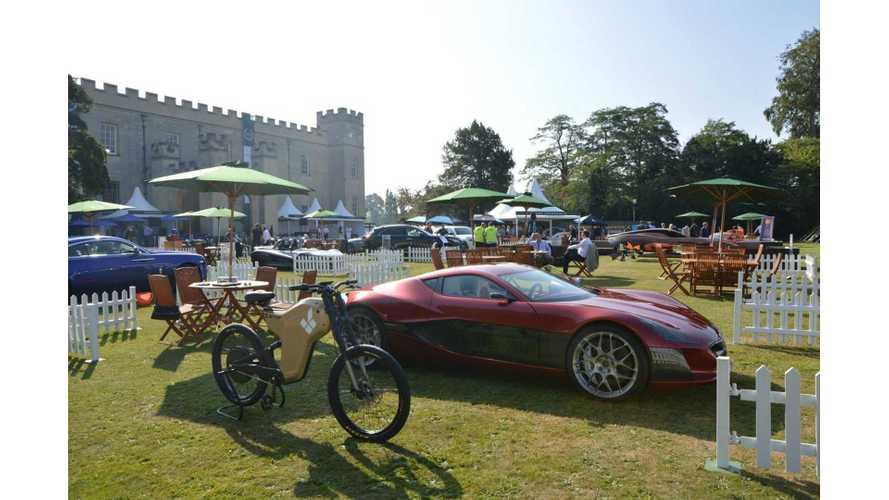Rimac Automobili Launching Greyp Bikes (w/video)