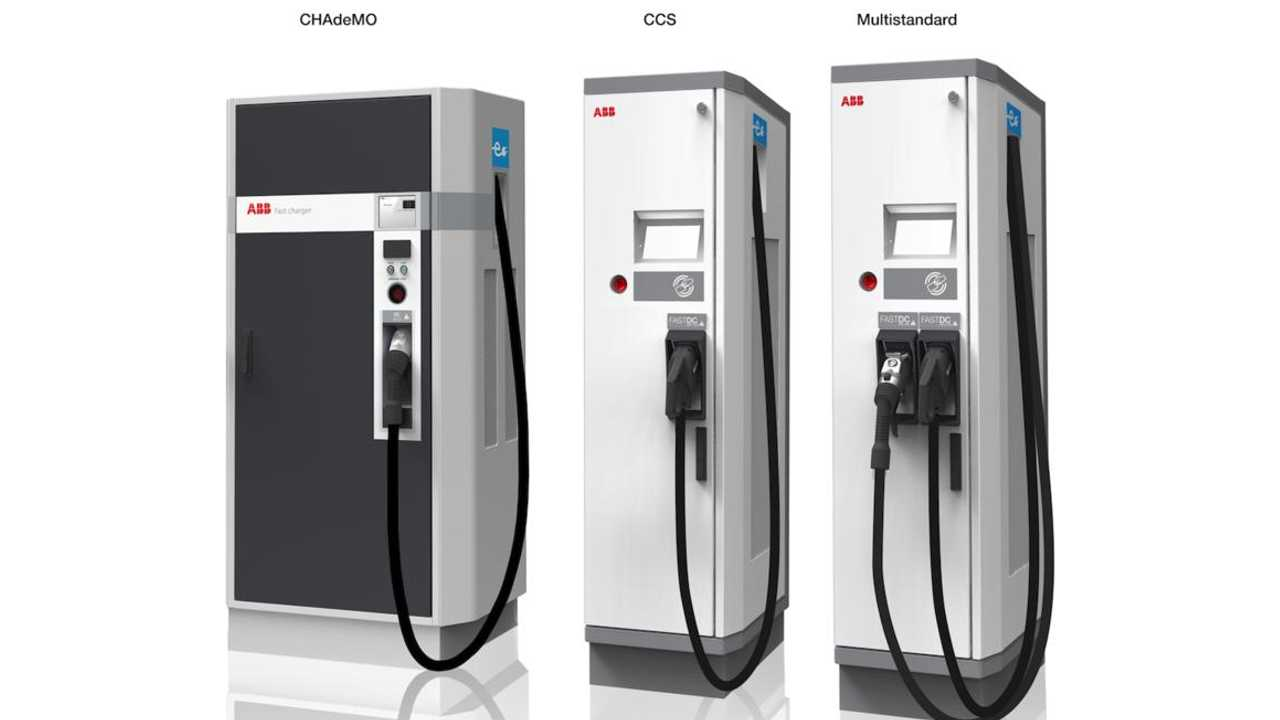 ABB Becomes First in Europe to Pass Independent Testing and Receive CE Marking For Multi-Standard Chargers