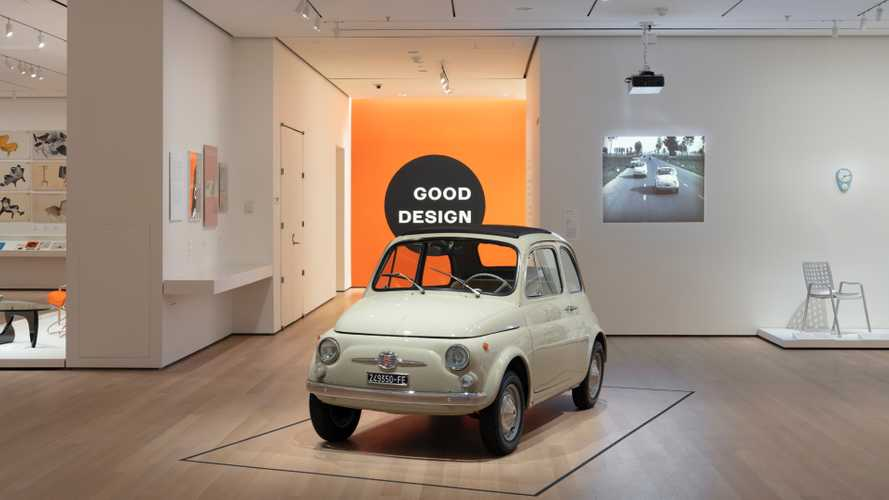 New York Is Celebrating The Classic Fiat 500 As A Work Of Art