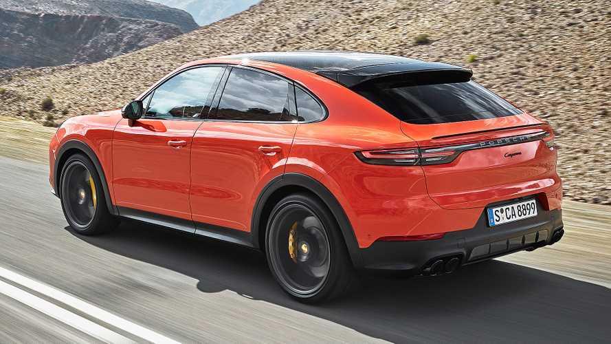 Porsche Cayenne Coupé, il SUV va a scuola di 911