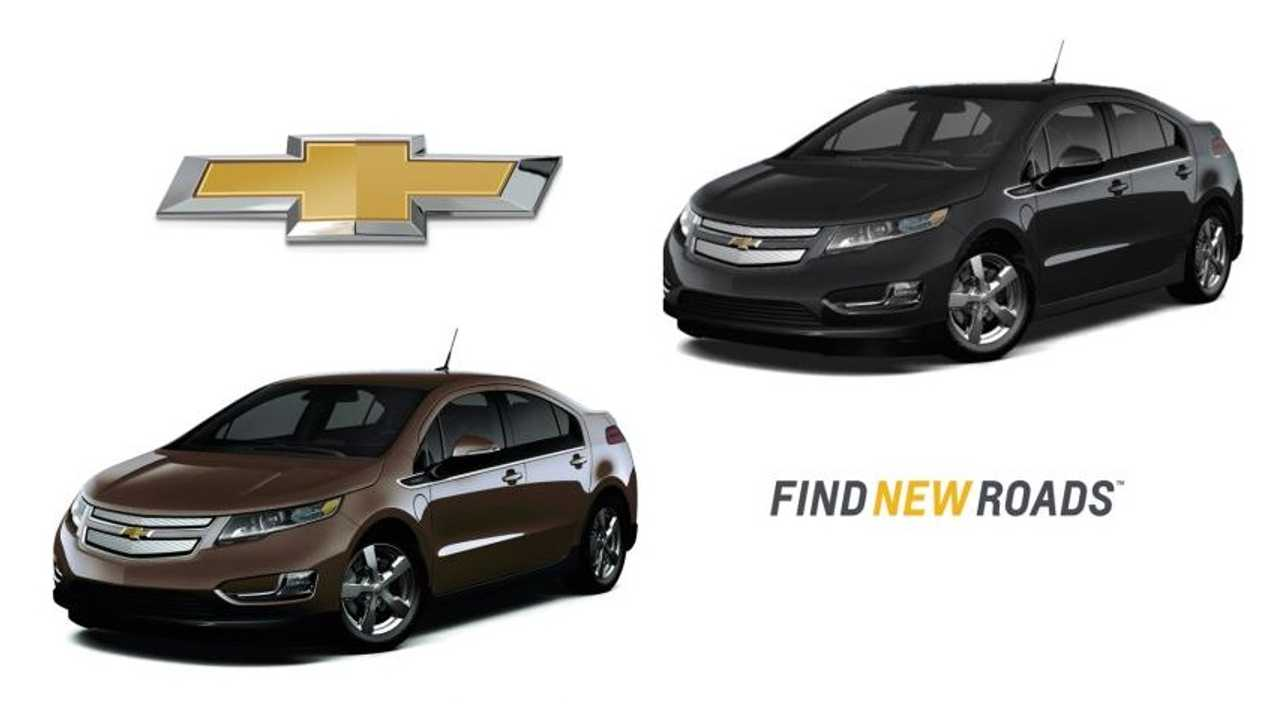 2014 Chevrolet Volt Orders Start Late May, Two New Colors Announced