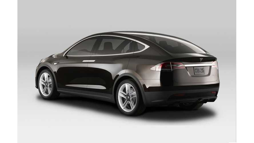 "Tesla Delays Model X Production To ""Late"" 2014"