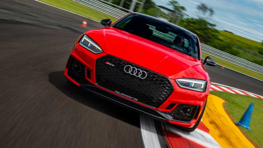 Primeiras impressões: Audi RS5 Coupé celebra a boa vida de solteiro