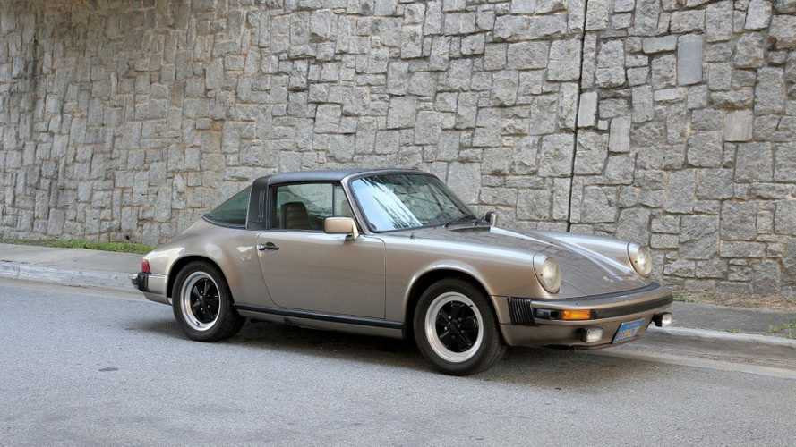 1983 Porsche 911 SC Formerly Owned By Alton Brown Is For Sale
