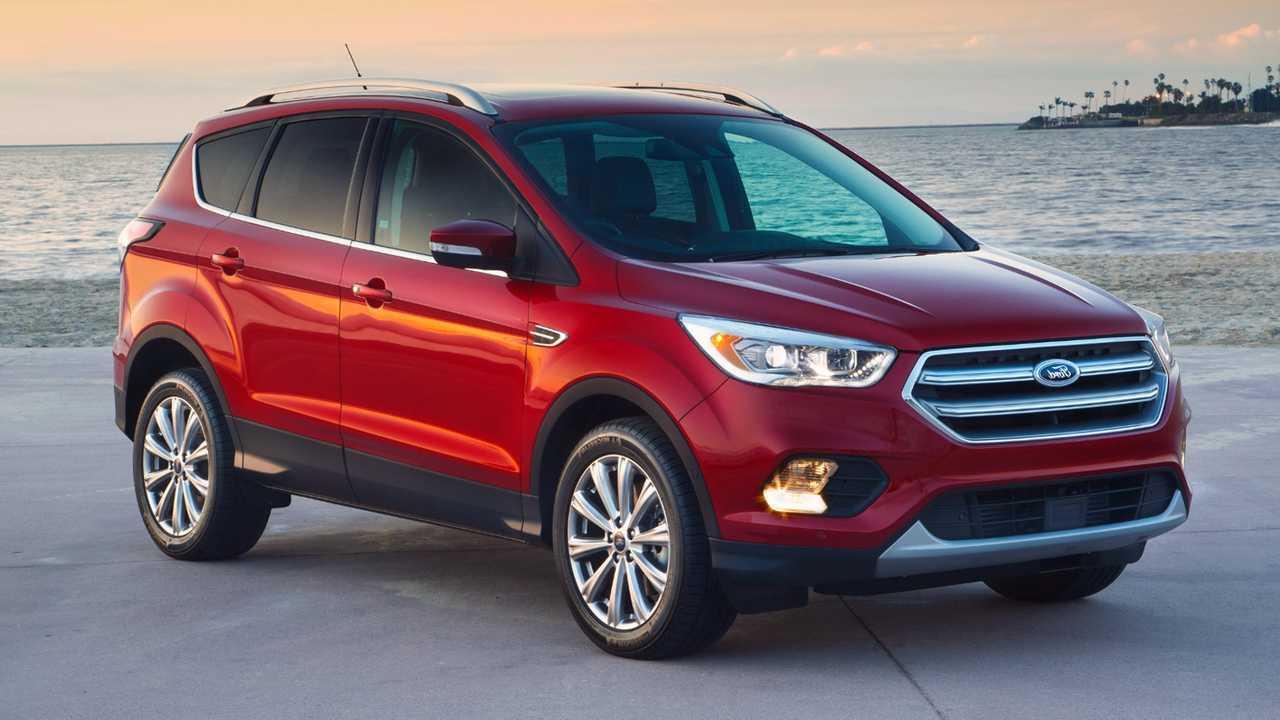 11. Ford Escape: 133,100 Units