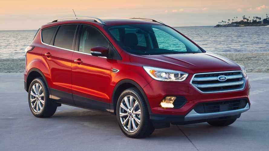 2020 Ford Kuga: See the changes