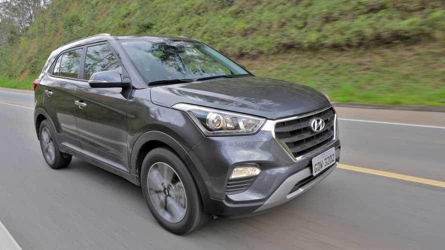 Semana Motor1.com: Novo Creta terá design exclusivo, Fiat Argo 2020 e mais