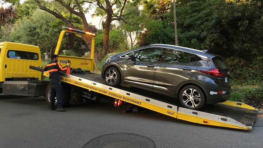 This Chevy Bolt's Battery Died Twice In Less Than 12,000 Miles