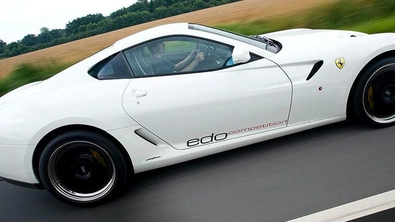 Edo Competition Ferrari 599 GTB Fiorano