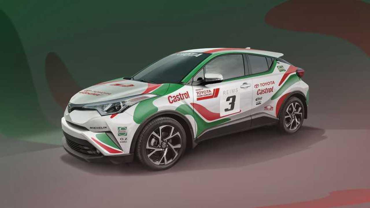 Castrol Toyota C-HR