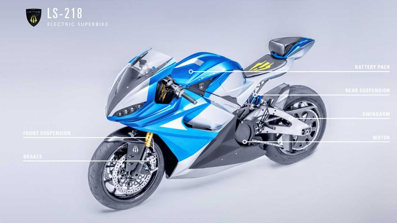 Lightning LS-218 Superbike
