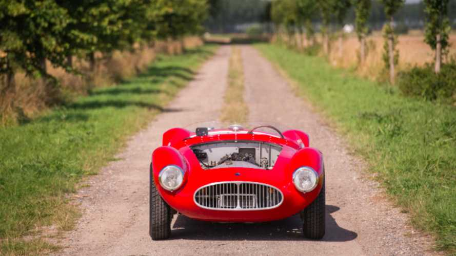 Historic 1953 Maserati A6GCS to sell at 2019 Retromobile