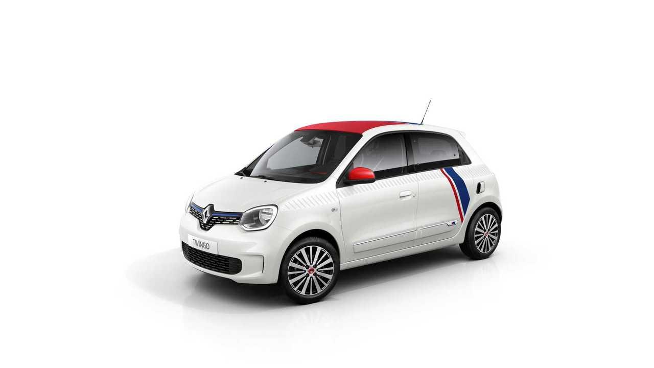 Renault Twingo Le Coq Sportif