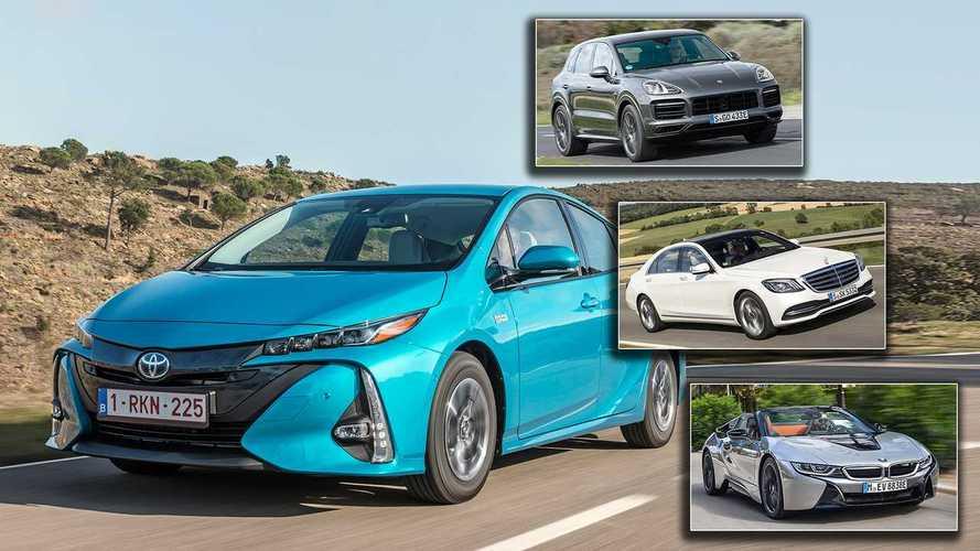 Plug-in-Hybride (2019): Alle Modelle in der Übersicht