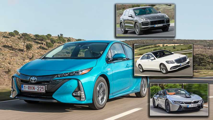 Plug-in-Hybride (2019): Alle Modelle (Update)