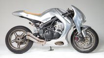 Metalbike Garage transforms Speed Triple