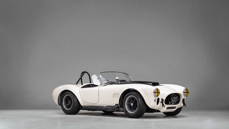 1965 Competition Cobra 427 Has Amazing Racing History