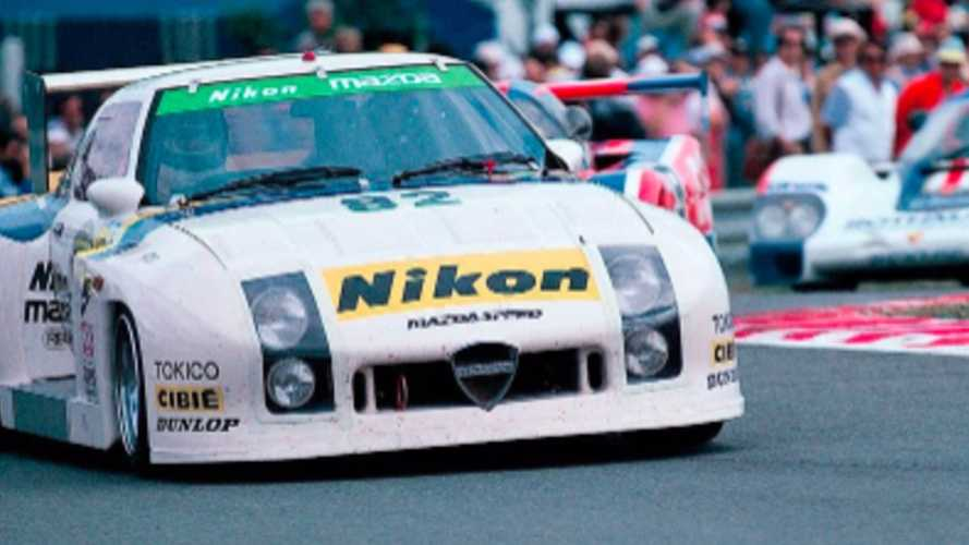 Missing 1982 Mazda Le Mans 254i Racer Has Been Found