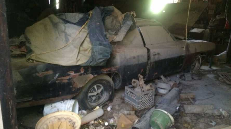 Barn Find 1970 Dodge Charger RT 440 Up For $18K!